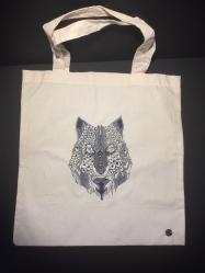 Wolf - Hand Drawn